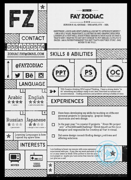 500 sample resume